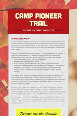 Camp Pioneer Trail