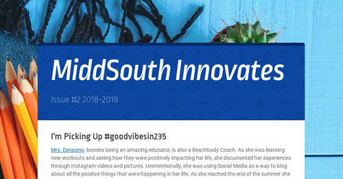 MiddSouth Innovates