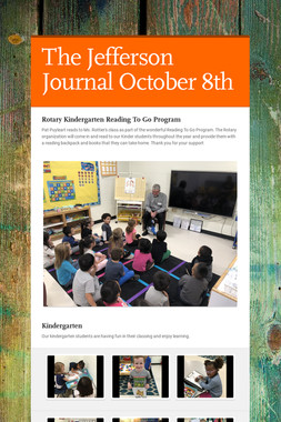 The Jefferson Journal October 8th