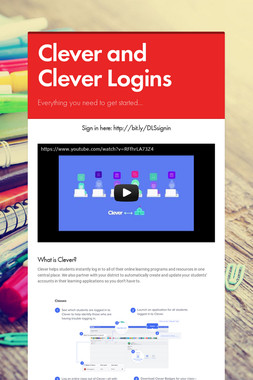 Clever and Clever Logins