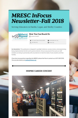 MRESC InFocus Newsletter-Fall 2018