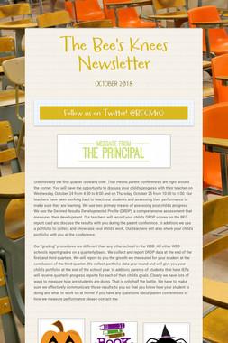 The Bee's Knees Newsletter