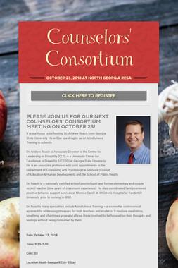 Counselors' Consortium