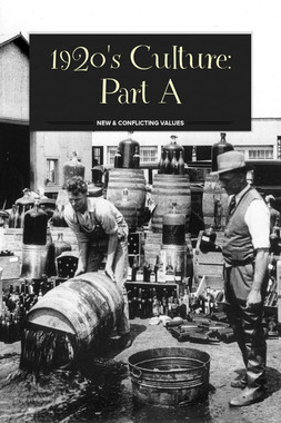1920's Culture: Part A