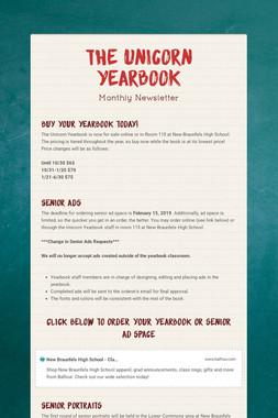 The Unicorn Yearbook