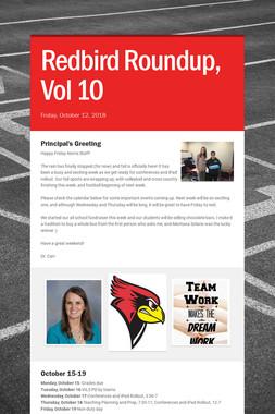 Redbird Roundup, Vol 10