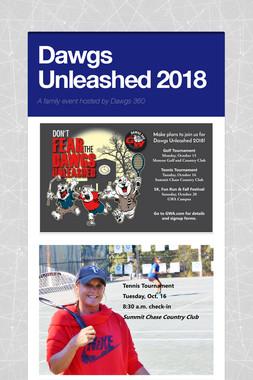 Dawgs Unleashed 2018