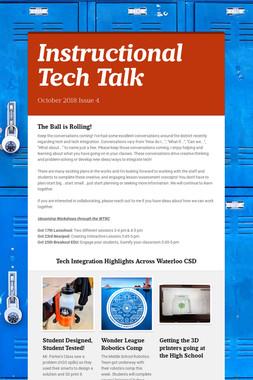Instructional Tech Talk