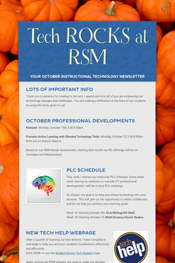 Tech ROCKS at RSM