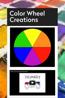 Color Wheel Creations