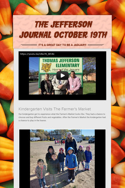 The Jefferson Journal October 19th