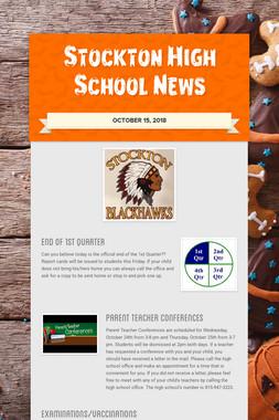 Stockton High School News
