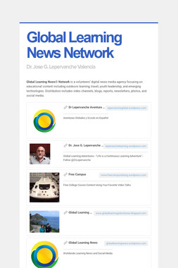 Global Learning News Network