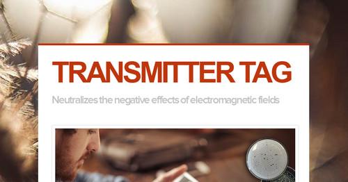 TRANSMITTER TAG