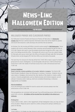 News-Linc Halloween Edition