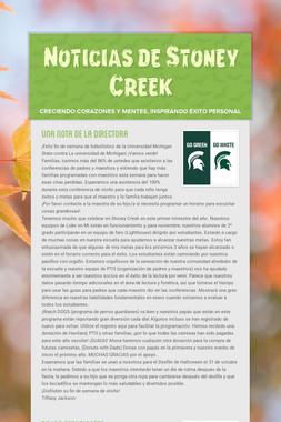 Noticias de Stoney Creek