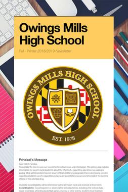 Owings Mills High School