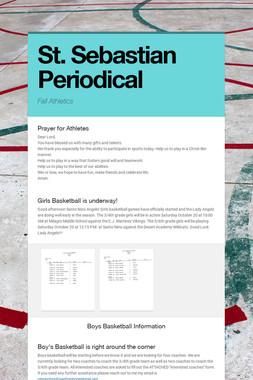 St. Sebastian Periodical