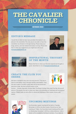 THE CAVALIER CHRONICLE