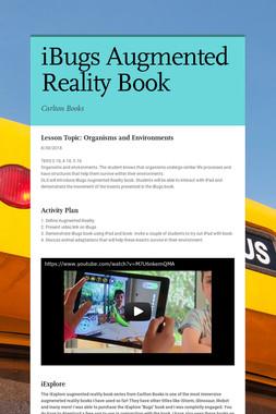 iBugs Augmented Reality Book