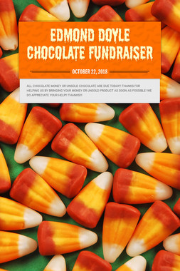 Edmond Doyle Chocolate Fundraiser