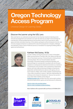 Oregon Technology Access Program