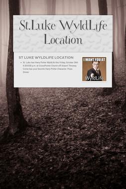 St.Luke WyldLife Location