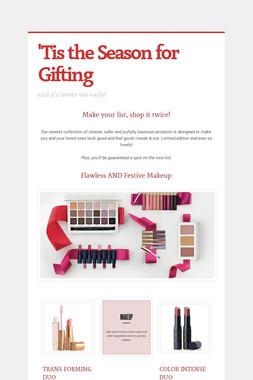 'Tis the Season for Gifting