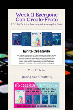 Week 11 Everyone Can Create-Photo