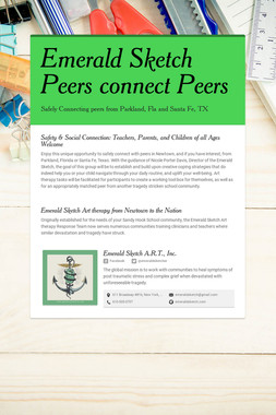 Emerald Sketch Peers connect Peers