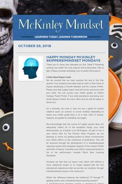 McKinley Mindset