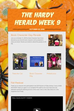 The Hardy Herald Week 9