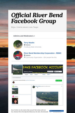 Official River Bend Facebook Group