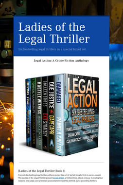 Ladies of the Legal Thriller