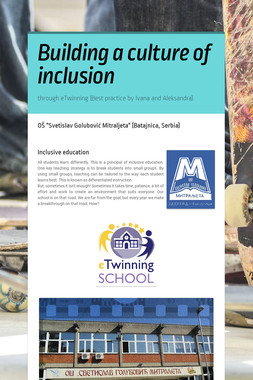 Building a culture of inclusion