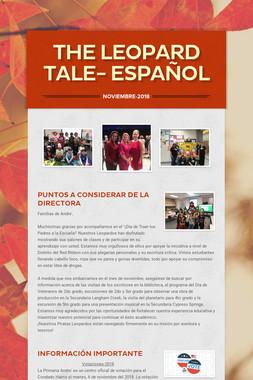 The Leopard Tale- Español