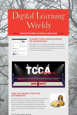 Digital Learning Weekly