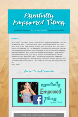 Essentially Empowered Fitness