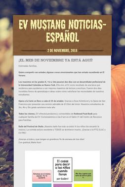 EV Mustang Noticias- Español