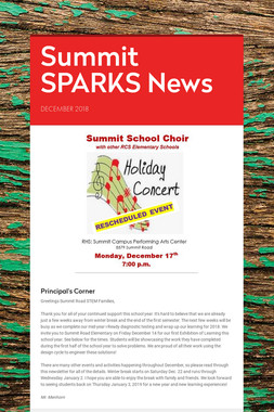 Summit SPARKS News