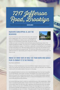 7217 Jefferson Road, Brooklyn