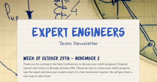 Expert Engineers | Smore Newsletters for Education