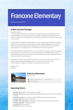Francone Elementary
