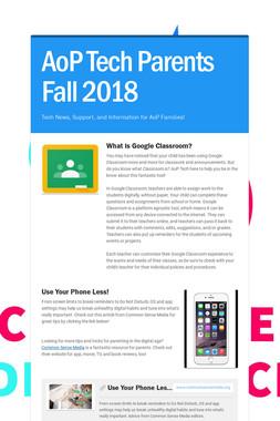 AoP Tech Parents Fall 2018