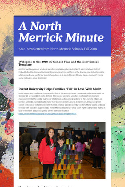 A North Merrick Minute