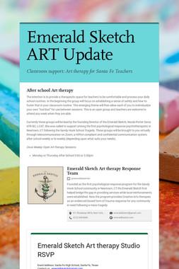 Emerald Sketch ART Update