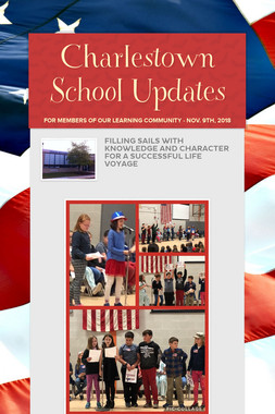 Charlestown School Updates