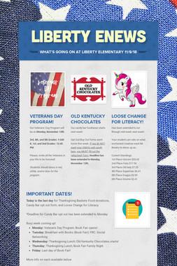 Liberty ENEWS