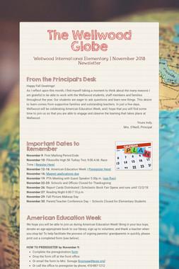 The Wellwood Globe