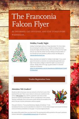The Franconia Falcon Flyer